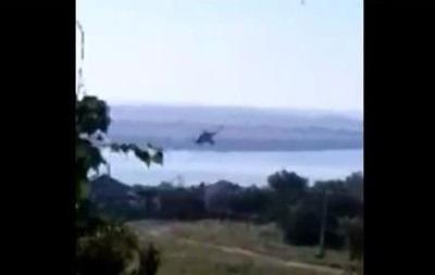 В сторону Донецка пролетели вертолеты - соцсети