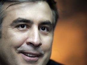 Саакашвили заявил, что ради Грузии готов отдать  часть тела, за которой охотится Путин
