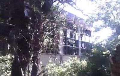 В Донецке снаряды попали на территорию шахты