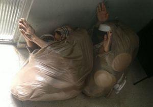 В Бразилии заключенные попытались бежать в мешках для мусора