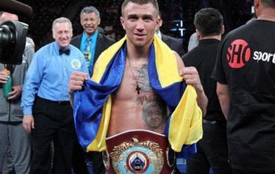 Ломаченко может провести первую защиту титула против боксера из Таиланда