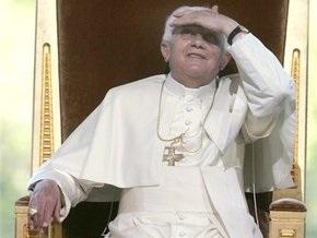 Папа Римский высказался за независимость Палестины