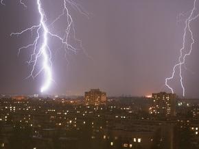 В Херсонской области бушует стихия