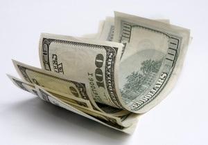 Гривна выросла к доллару на межбанке