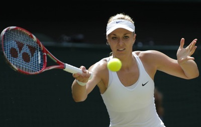 Немецкая теннисистка подала мяч с рекордной скоростью