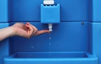 В Донецкой области нет воды