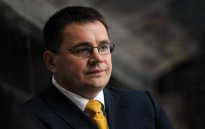 Сборную Украины по хоккею решил покинуть главный тренер