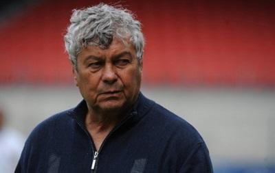 Луческу: Не очень довольны нынешними тренировочными условиями в Киеве