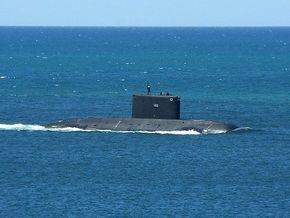 ВМФ России: Неисправность на подлодке Алроса не представляет опасности для экипажа