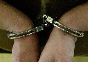В Харьковской области милиционер может сесть в тюрьму за незаконное использование наручников
