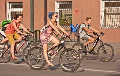 В Харькове проведут вело-флешмоб