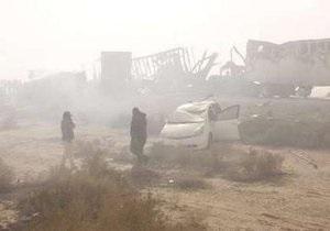 На Аризону обрушилась сильнейшая песчаная буря: в столкновении 20 машин погибли четыре человека