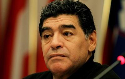 Марадона выиграл суд у налогового агентства