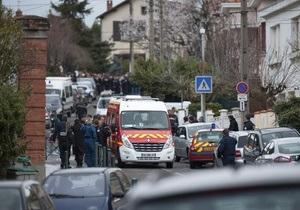Источник: Убийства школьников и военных во Франции совершались из одного и того же оружия