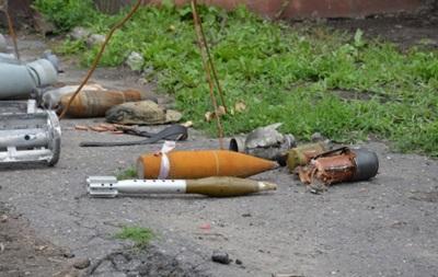 На Славянской ТЭС найдены 39 невзорвавшихся боеприпасов