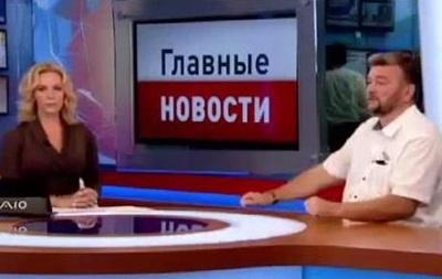 Военный эксперт в эфире российского ТВ подтвердил ракетный обстрел Украины