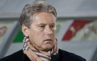 Буряк: Говорят, Белькевич последнее время не совсем хорошо выглядел