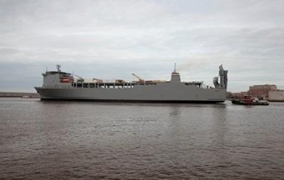Половина сирийского химического оружия уничтожена на борту судна Cape Ray