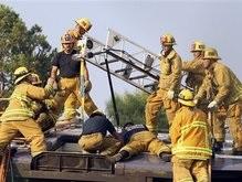 В результате столкновения поездов в Калифорнии погибли 17 человек