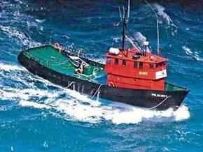 В Атлантическом океане затонуло судно, перевозившее золото и серебро