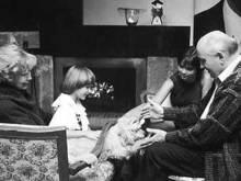 Британия представила пьесу Отпуск президента. Место действия - дача Горбачева