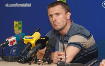 Ребров: Ярмоленко доигрывал матч на одной ноге