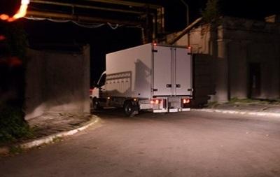 В Харьков привезли останки погибших при крушении Боинга-777