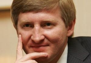 Ахметов отрицает свое участие в создании аудиоромана Донецкий ангел