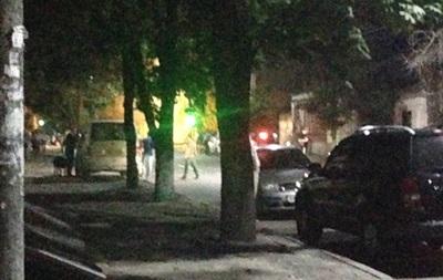 В Харькове неизвестные из огнемета обстреляли военкомат