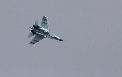 Россия проведет авиаучения над границей с Украиной