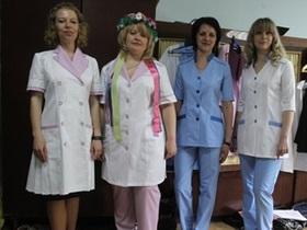Для киевских медиков разработали новую форму
