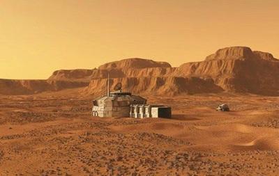 Новый марсоход NASA будет вырабатывать кислород