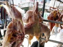 Россия запретила ввоз американской курятины