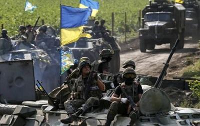 Карта боевых действий на Донбассе за 5 августа