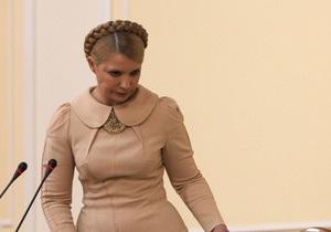 Штаб Тимошенко: премьер победила в 17-ти областях Украины