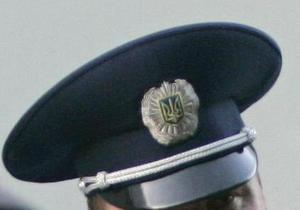 В Днепропетровске 18-летний спортсмен избил милиционера