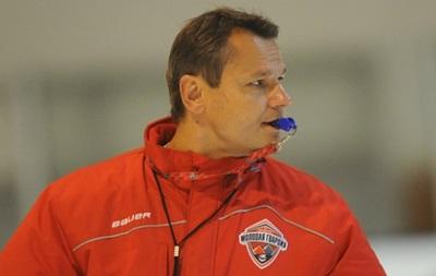 Хоккейная сборная Украины получила нового тренера