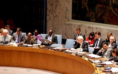 ООН призывает Украину облегчить доступ в страну гуманитарной помощи