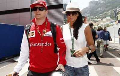 Звезда Формулы-1 станет отцом в начале 2015 года