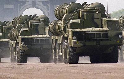 Россия проведет учения с боевой стрельбой из С-300 и Бука