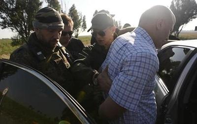 Ляшко задержал милиционера Мариуполь (видео)