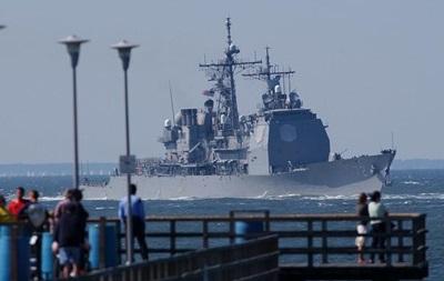 В Черное море направляется крейсер США Vella Gulf