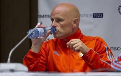 Тренер Копенгагена: Самым сложным было выключить Коноплянку в обеих играх