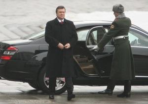 Янукович хочет переехать в центр Киева