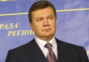 Янукович поручил к октябрю подготовить соглашения об ассоциации и безвизовом режиме с ЕС