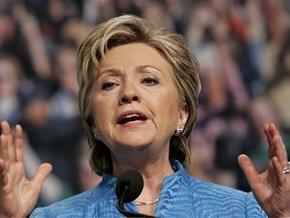Сенат США перенес голосование по кандидатуре Клинтон на пост госсекретаря