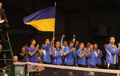 В Киеве украинские теннисисты сыграют с бельгийцами в рамках Кубка Дэвиса