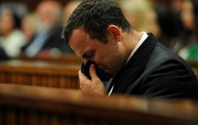Психиатры признали Писториуса вменяемым в момент убийства своей девушки