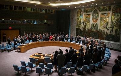 Заседание совбеза ООН онлайн