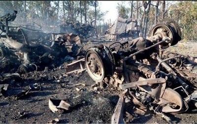 Сепаратисты опубликовали фото последствий боев в  Южном котле